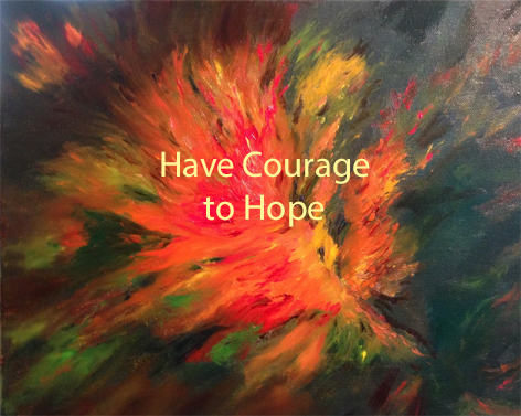 Have Courage to Hope fb