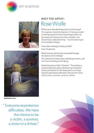 AIM Rose Poster